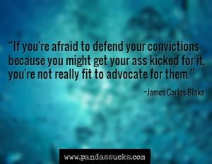 convictions quote