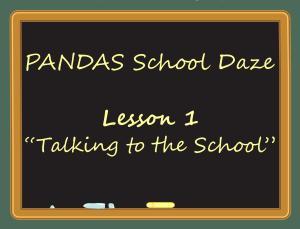 PANDAS School Daze Lesson 1