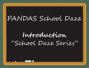 PANDAS School Daze Intro
