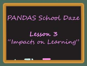School Lesson 3