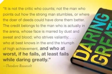Image Source: Daring Greatly by Brene Brown Facebook Page
