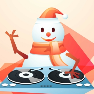 snowman dj2